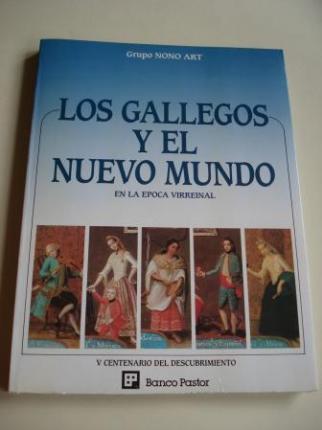 Los gallegos y el Nuevo Mundo en la época virreinal - Ver os detalles do produto