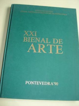 XXI BIENAL DE ARTE. Pontevedra´90. Catálogo - Ver os detalles do produto