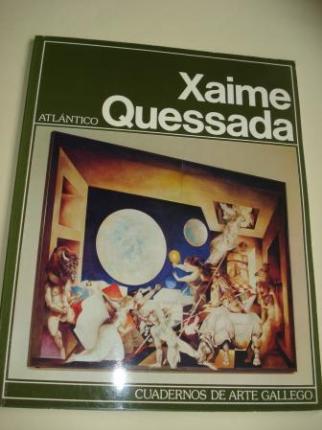 XAIME QUESSADA (Textos en castelán-galego) - Ver os detalles do produto