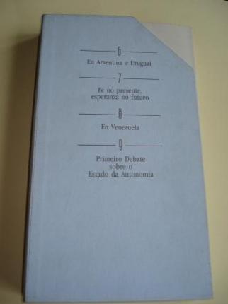 Intervencións do Presidente da Xunta de Galicia Fernando González Laxe. Volumes 6-7-8-9 - Ver os detalles do produto