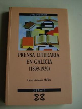 Prensa literaria en Galicia (1809-1920) - Ver os detalles do produto