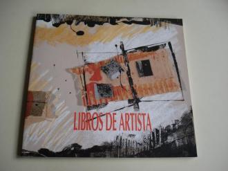 Libros de artista. Católogo de exposición Sala de Exposicións da Biblioteca Provincial da Coruña, 1995 - Ver os detalles do produto