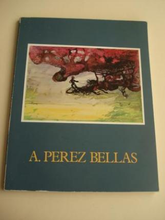 AGUSTÍN PÉREZ BELLAS. Catálogo Exposición Homenaje. Ayuntamiento de Vigo. Casa de la Cultura, abril, 1983 - Ver os detalles do produto