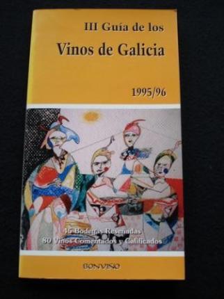 III Guía de los Vinos de Galicia 1995/96 - Ver os detalles do produto