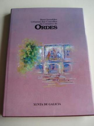 Bens Inmobles Urbanos dos Concellos da Comarca de Ordes (Galicia) - Ver os detalles do produto