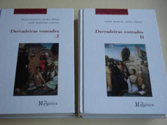 Derradeiras vontades. Tomos I e II (Con 9 unidades didácticas ao redor da morte medieval) - Ver os detalles do produto