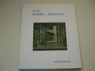 JESÚS OTREO-YGLESIAS. Catálogo Exposición Biblioteca Pública da Coruña Miguel González Garcés, A Coruña, 1998 - Ver os detalles do produto