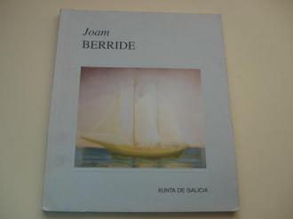 JOAM BERRIDE. Veleiros das estrelas. Catálogo Exposición  - Ver os detalles do produto