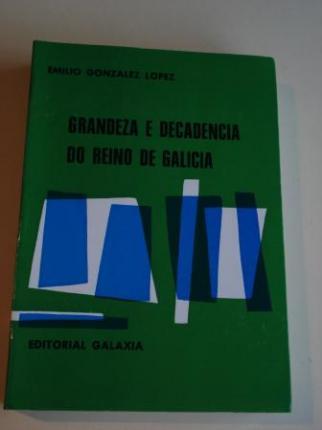 Grandeza e decadencia do Reino de Galicia (Tradución ao galego de F. Fernández del Riego) - Ver os detalles do produto