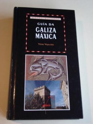 Guía da Galiza máxica, mítica e lendaria (Texto en galego) - Ver os detalles do produto