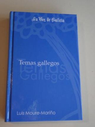 Temas gallegos - Ver os detalles do produto