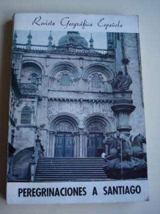 Peregrinaciones a Santiago. Revista Geográfica Española, nº 51 - Ver os detalles do produto