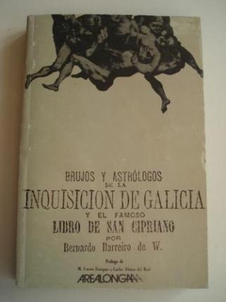 Brujos y astrólogos de la Inquisición de Galicia y el famoso libro de San Cipriano - Ver os detalles do produto