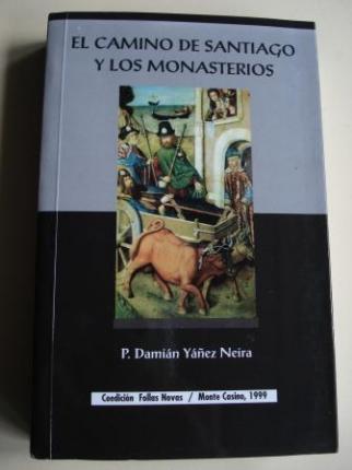El camino de Santiago y los monasterios. Las peregrinaciones jacobeas en los monasterios cistercienses - Ver os detalles do produto