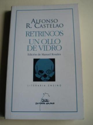 Retrincos / Un ollo de vidro (Con Guía de lectura, de Manuel Rosales) - Ver os detalles do produto