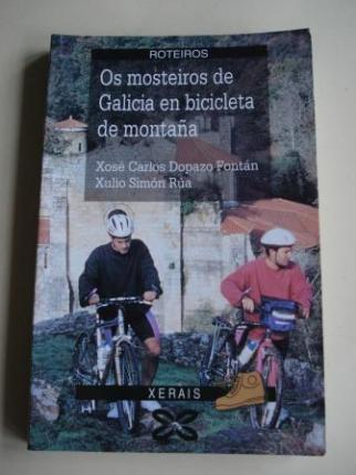 Os mosteiros de Galicia en bibicleta de montaña - Ver os detalles do produto