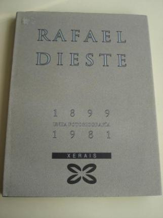 Rafael Dieste 1899-1981. Unha fotobiografía - Ver os detalles do produto