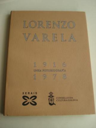 Lorenzo Varela 1916-1978. Unha fotobiografía - Ver os detalles do produto
