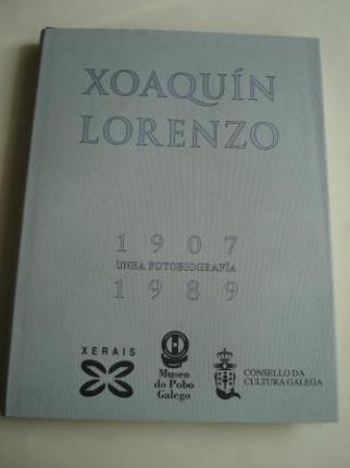 Xoaquín Lorenzo 1907-1989. Unha fotobiografía - Ver os detalles do produto