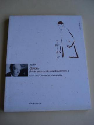Galicia (Paisajes, gentes, carácter, costumbres, escritores...) - Ver os detalles do produto