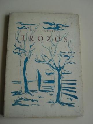 Trozos (Texto en español). Prólogo de Ramón Cabanillas - Ver os detalles do produto