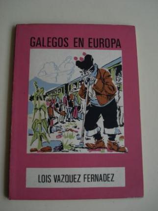 Galegos en Europa - Ver os detalles do produto