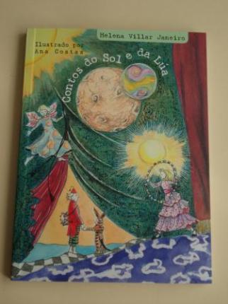 Contos do Sol e da Lúa (Ilustrado por Ana Costas) - Ver os detalles do produto