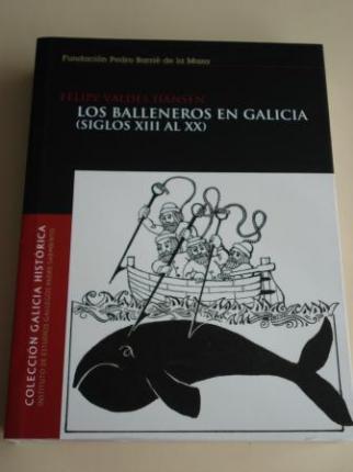 Los balleneros en Galicia (Siglos XIII al XX) - Ver os detalles do produto