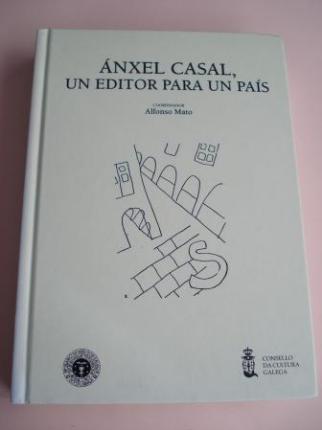 Ánxel Casal. Un editor para un país. Catálogos de LAR e NÓS - Ver os detalles do produto