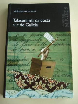 Talasonimia da costa sur de Galicia - Ver os detalles do produto
