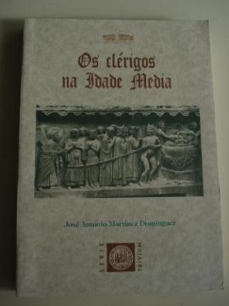 Os clérigos na Idade Media - Ver os detalles do produto