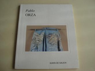 PABLO ORZA. Catálogo da obra, 1999 - Ver os detalles do produto