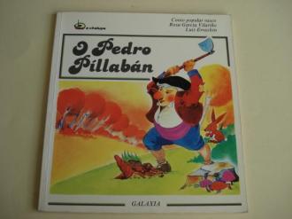 O Pedro Pillabán. Conto popular vasco - Ver os detalles do produto