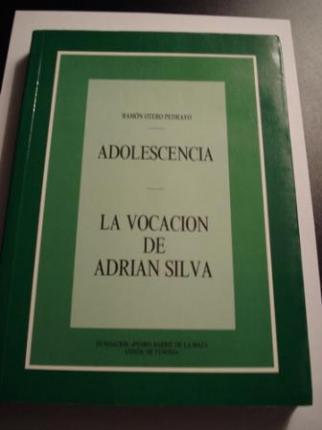 Adolescencia / La vocación de Adrián Silva - Ver os detalles do produto