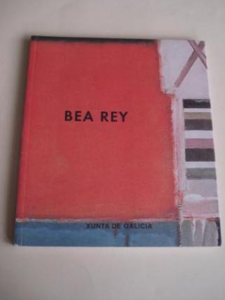 BEA REY. Catálogo Exposición Casa da Parra, Santiago de Compostela, 2001 - Ver os detalles do produto