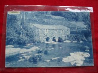Tarxeta postal: Noia (Noya)- Muíños da Pedrachán. 1920 - Ver os detalles do produto
