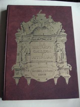 La ilustración gallega y asturiana (1879-1880-1881). Edición facsímil completa en tres tomos - Ver os detalles do produto