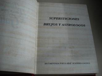 Supersticiones de Galicia y preocupaciones vulgares, Brujos y astrólogos y La Inquisición de Galicia - Ver os detalles do produto