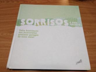 Sorrisos e boa colleita. Unha homenaxe dos humoristas gráficos galegos ao noso rural (Tamaño 29,5 x 29,5 cm) - Ver os detalles do produto