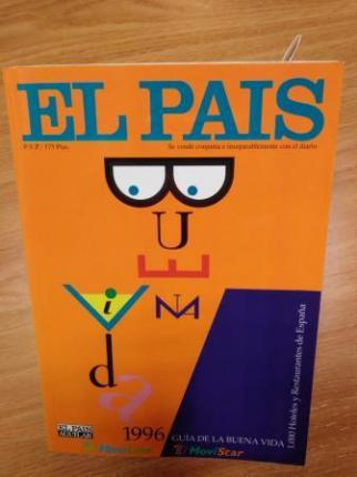 Guía de la buena vida. El País 1996 - Ver os detalles do produto