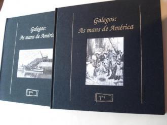 Galegos: As mans de América - Ver os detalles do produto