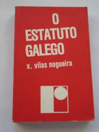 O Estatuto galego - Ver os detalles do produto