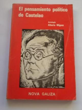 El pensamiento político de Castelao. Edición bilingüe castellano-galego - Ver os detalles do produto