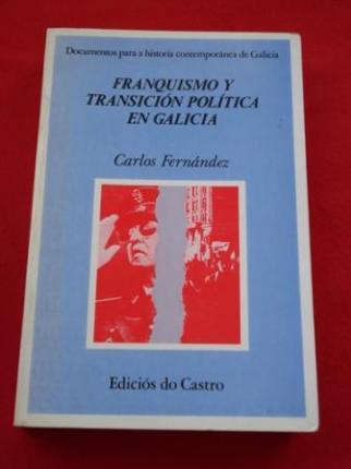 Franquismo y transición política en Galicia - Ver os detalles do produto