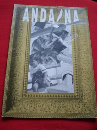 ANDAINA. Revista Galega de Pensamento Feminista. 2ª época. Nº 5. Abril 1993 - Ver os detalles do produto
