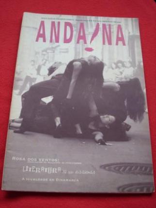 ANDAINA. Revista Galega de Pensamento Feminista. 2ª época. Nº 15. Xullo 1996 - Ver os detalles do produto