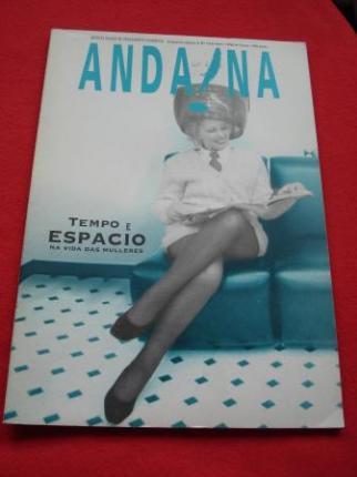 ANDAINA. Revista Galega de Pensamento Feminista. 2ª época. Nº 14. Abril 1996 - Ver os detalles do produto