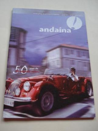 ANDAINA. Revista Galega de Pensamento Feminista. 2ª época. Nº 23. Verán 1999 - Ver os detalles do produto