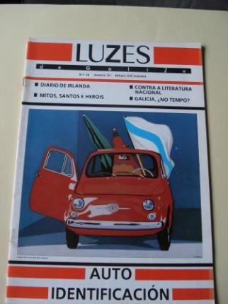 Luzes de Galiza. Nº 18 Inverno 1991 - Ver os detalles do produto