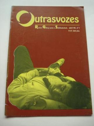 OUTRASVOZES. Revista Galega para a Solidariedade. 2 exemplares: Nº 1 (abril 1993) / Nº 2-3 (decembro 1993) - Ver os detalles do produto